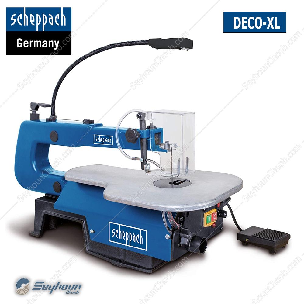 دستگاه اره مویی برقی شپخ مدل DECO-XL